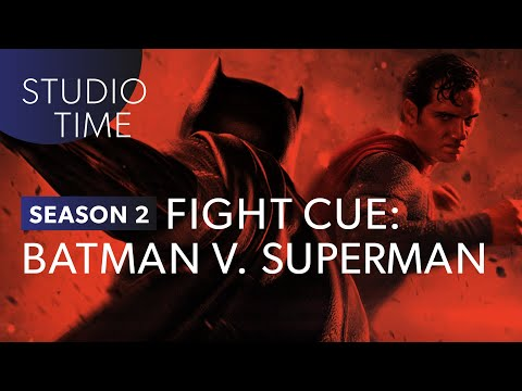 Batman v. Superman - Studio Time: S2E5
