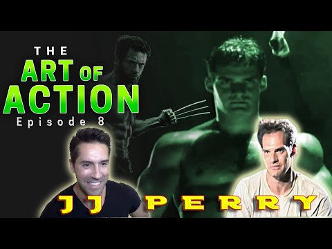 The Art of Action - JJ Perry - Episode 8